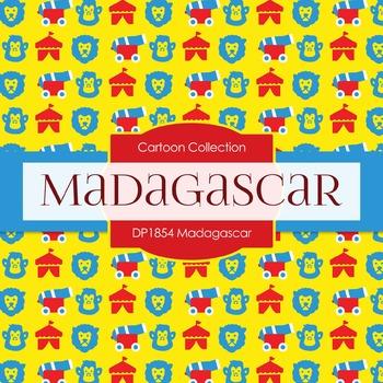 Digital Papers - Madagascar (DP1854)