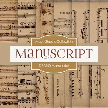 Digital Papers - Manuscript (DP2640)