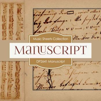 Digital Papers - Manuscript (DP2641)