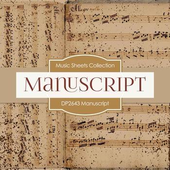 Digital Papers - Manuscript (DP2643)