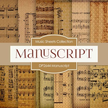 Digital Papers - Manuscript (DP2644)