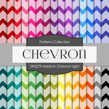 Digital Papers - Medium Chevron Light (DP6279)