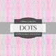 Digital Papers - Medium Dots Outlined (DP6293)