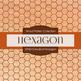 Digital Papers - Medium Hexagon (DP6313)