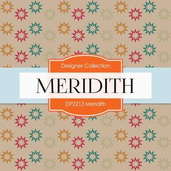 Digital Papers - Meredith (DP2213)