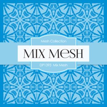 Digital Papers - Mix Mesh (DP1393)