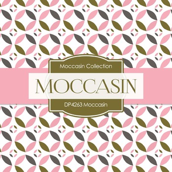 Digital Papers - Moccasin (DP4263)