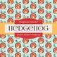 Digital Papers - Modern Hedgehog (DP6707)