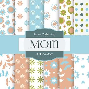 Digital Papers - Mom (DP4874)