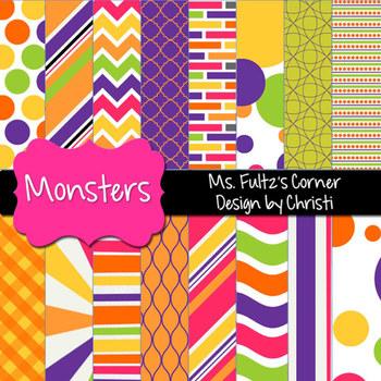 Digital Papers: Monsters
