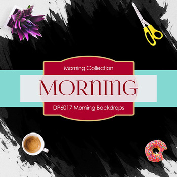 Digital Papers - Morning Backdrops (DP6017)