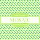 Digital Papers - Mosaic Scallops (DP4393)