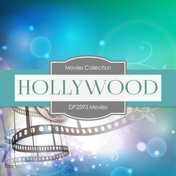 Digital Papers - Movies (DP2593)