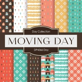 Digital Papers - Moving Day (DP4366)