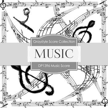 Digital Papers - Music (DP1396)