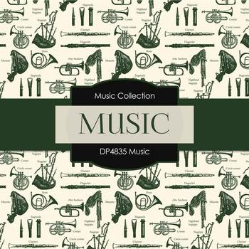 Digital Papers - Music (DP4835)