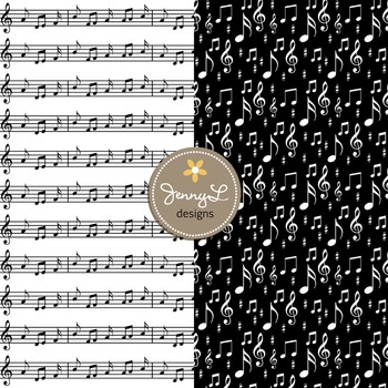 Digital Papers : Music Sheets