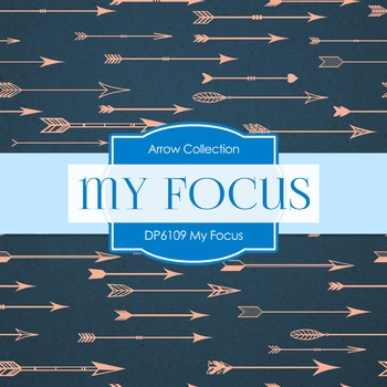 Digital Papers - My Focus (DP6109)