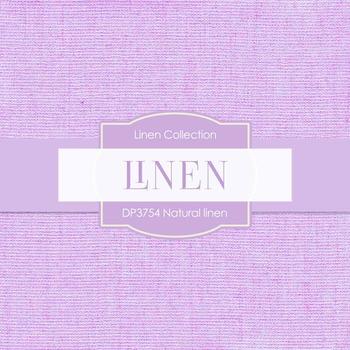 Digital Papers - Natural Linen (DP3754)