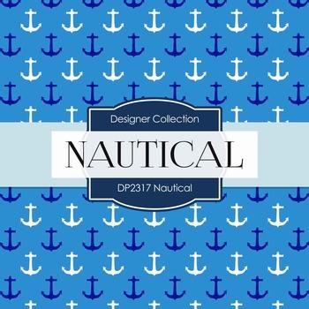 Digital Papers -  Nautical (DP2317)