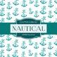 Digital Papers - Nautical (DP890)