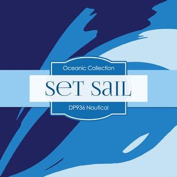 Digital Papers - Nautical (DP936)