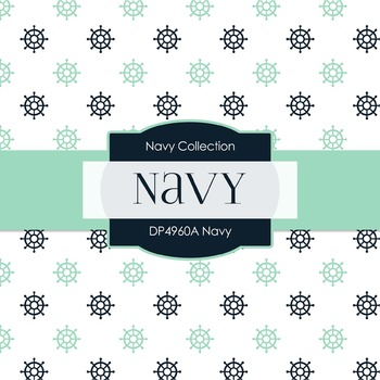 Digital Papers - Navy (DP4960A)
