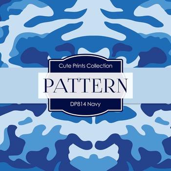 Digital Papers - Navy (DP814)