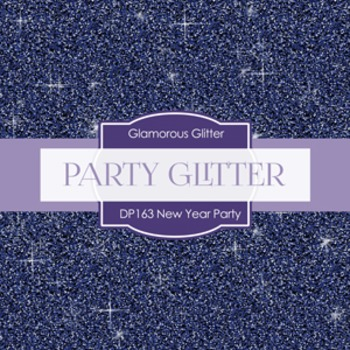 Digital Papers - New Year Party (DP163)