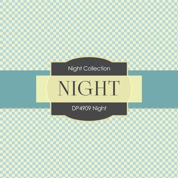 Digital Papers - Night (DP4909)