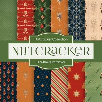 Digital Papers - Nutcracker (DP4404)