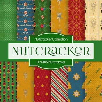 Digital Papers - Nutcracker (DP4406)