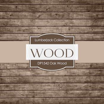 Digital Papers - Oak Wood (DP1698)