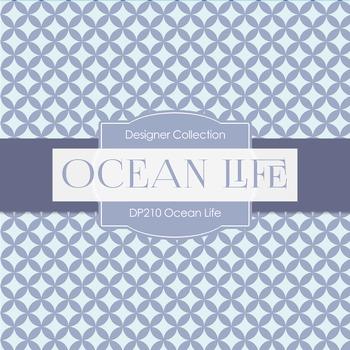 Digital Papers - Oceania (DP1627)