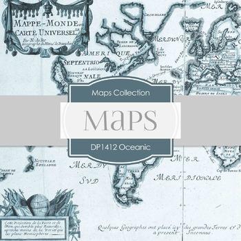 Digital Papers - Oceanic (DP1412)