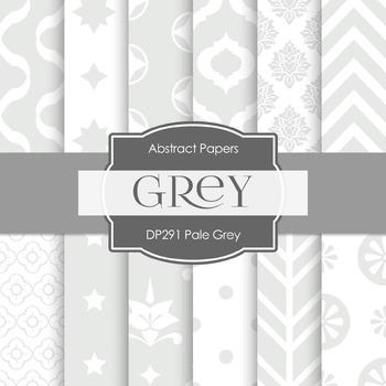 Digital Papers - Pale Grey (DP291)