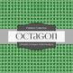 Digital Papers - Octagon Solid Medium (DP6260)