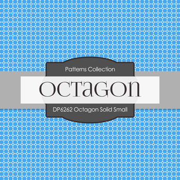 Digital Papers - Octagon Solid Small (DP6262)