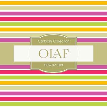 Digital Papers - Olaf (DP2602)