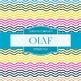 Digital Papers - Olaf (DP2605)