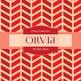 Digital Papers - Olivia (DP1802)