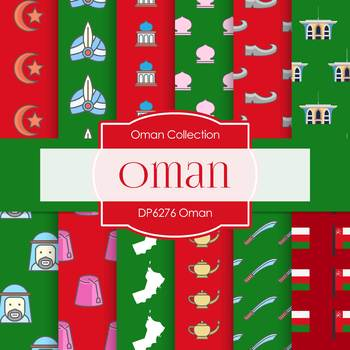 Digital Papers - Oman (DP6276)