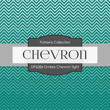 Digital Papers - Ombre Chevron Tight (DP6286)