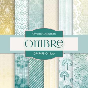 Digital Papers - Ombre (DP4949B)
