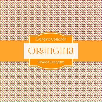 Digital Papers - Orangina (DP6183)