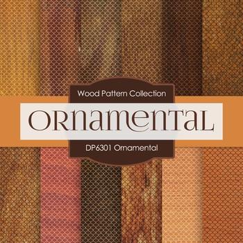 Digital Papers - Ornamental (DP6301)