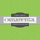 Digital Papers - Ornamental Solid (DP6299)