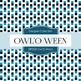 Digital Papers - Owl'O Ween (DP2332)