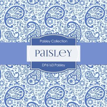 Digital Papers - Paisley (DP6163)