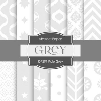 Digital Papers - Pala Grey (DP291)